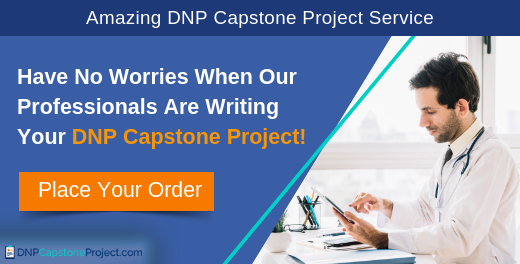 dnp capstone paper writing services