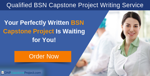best ideas for bsn capstone project writing