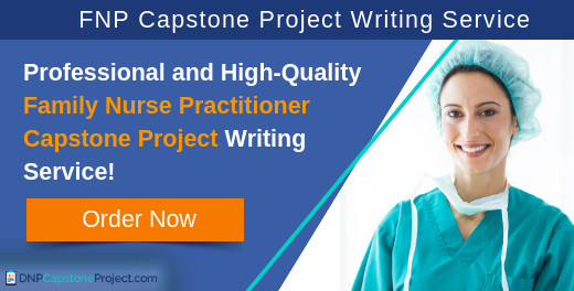 the best nurse practitioner capstone project examples