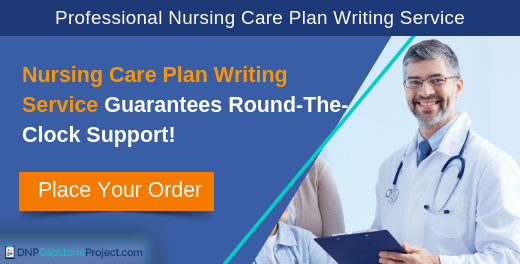 nursing care plan writing help