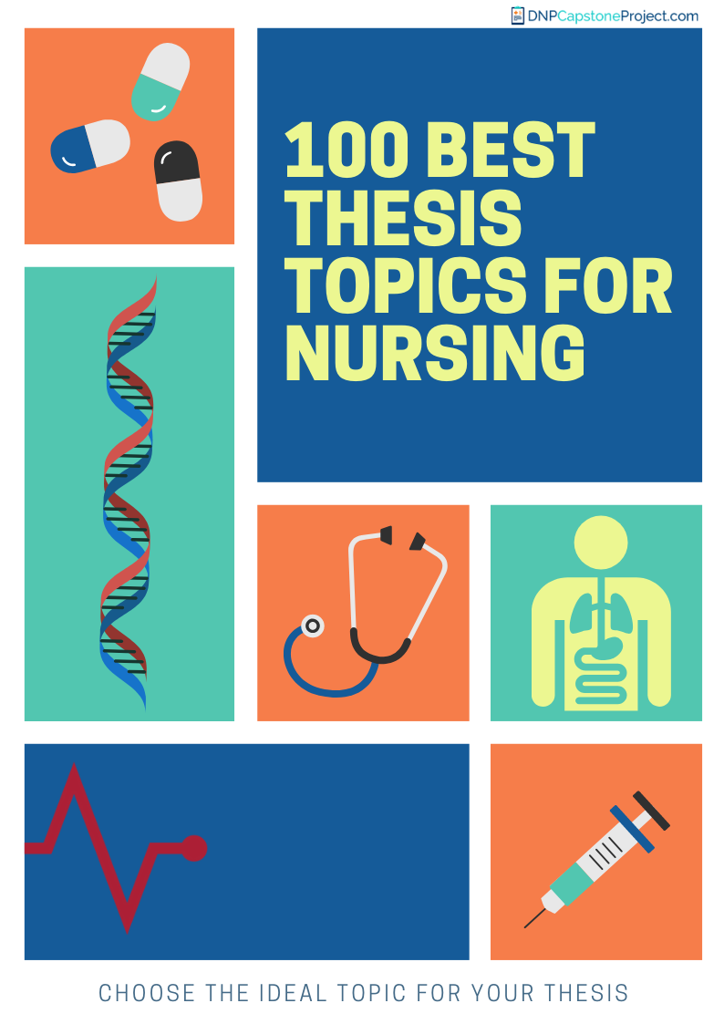 100 thesis topics for nursing