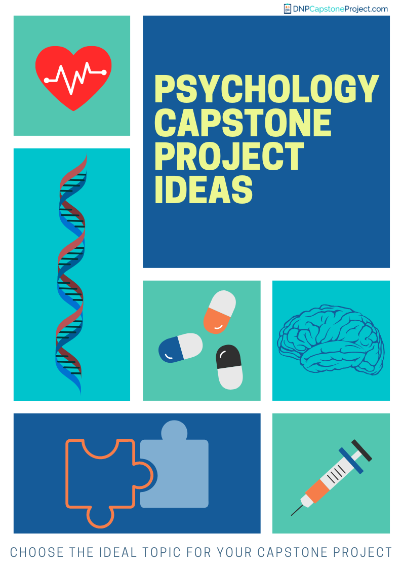 20 great psychology capstone project ideas