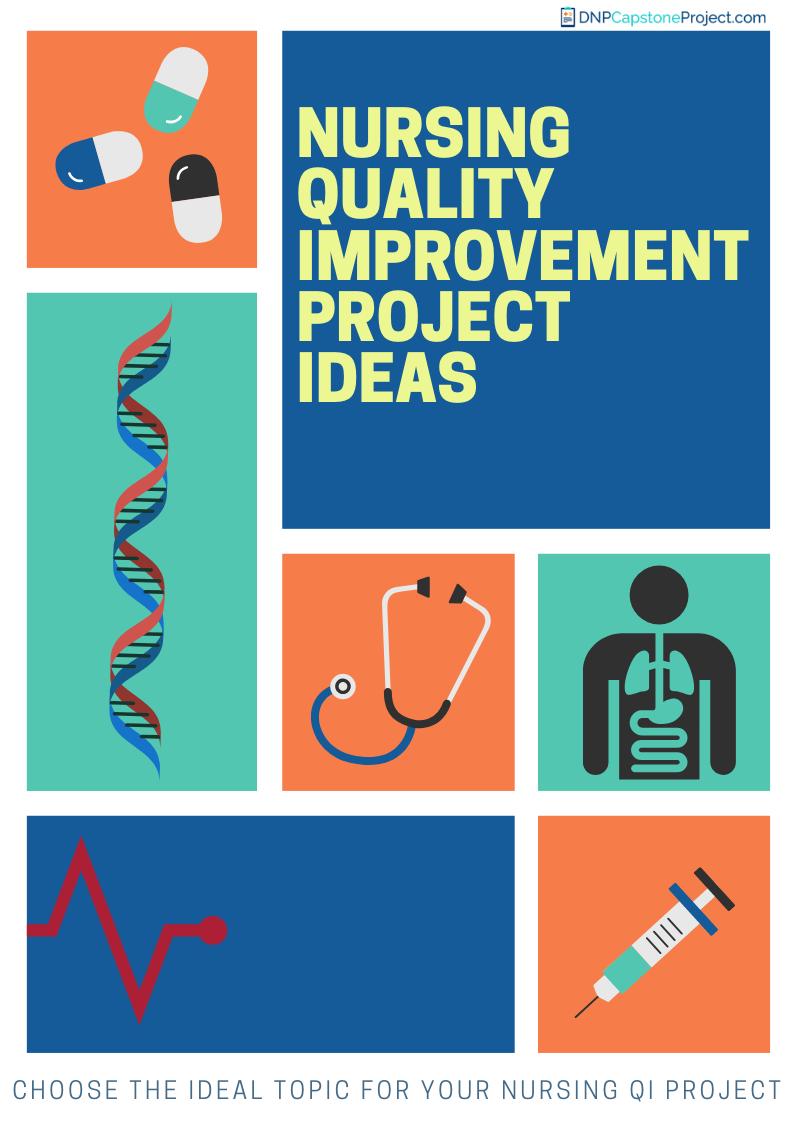30 great nursing qi project ideas