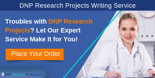 dnp research projects writing assistance