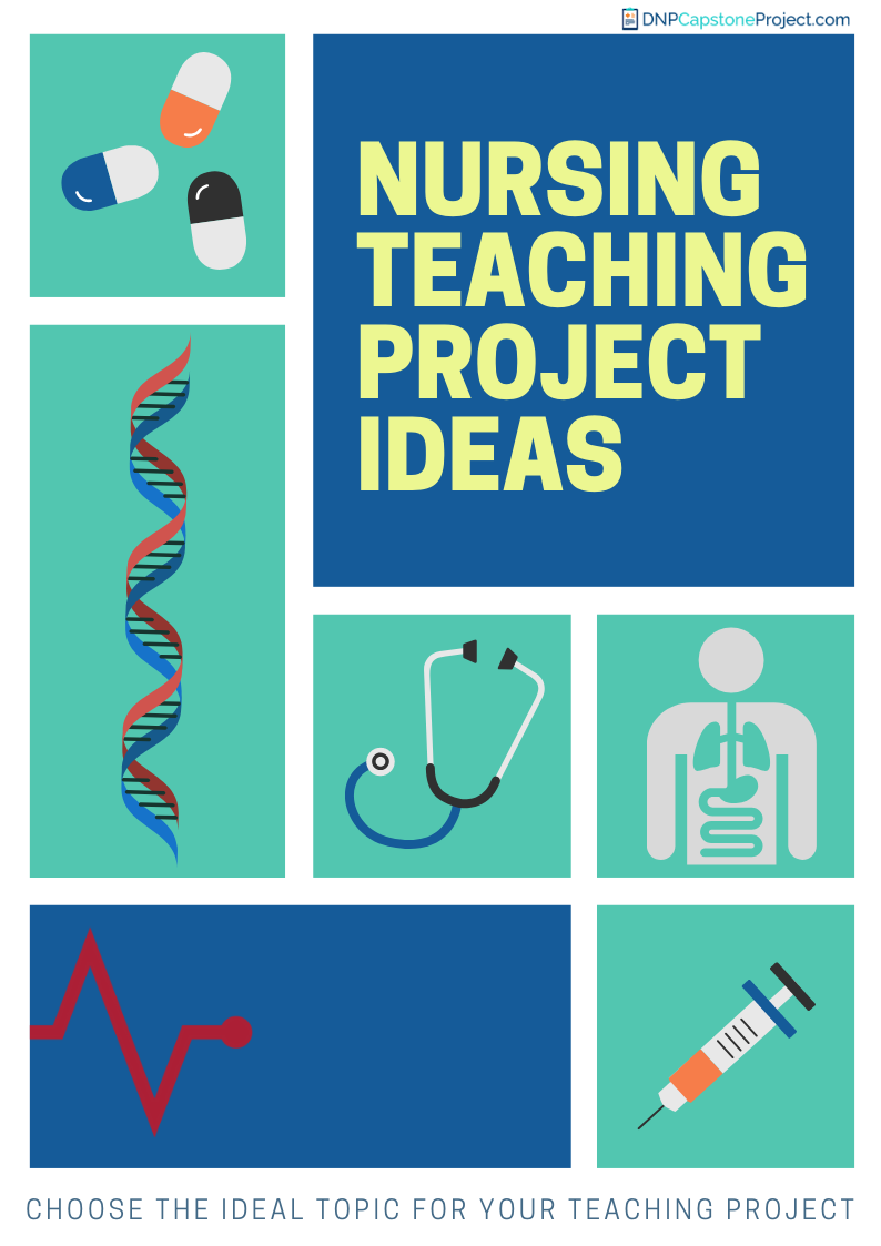 interesting nursing teaching project ideas