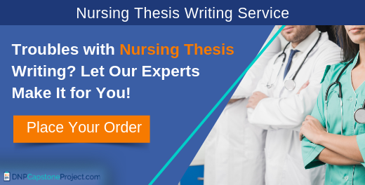 nursing thesis papers writing help