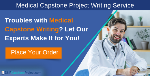 online help with any medical capstone project ideas